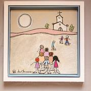 Church Children - Val du Charron