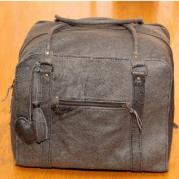 Frik Travel Bag Leather - Bespoke