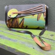 Thembi African Print Bag - Lucid Africa