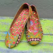 Thapiso African Print Pumps - Lucid Africa