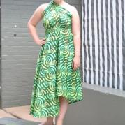 Wrap Around Dress - Wishes