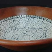 Wooden Bowl Medium - Glacermo