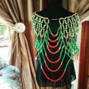 Thari Wooden Beads X - Afrobeads