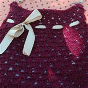 Crochet Handbag - HandMade Crafts