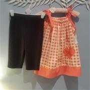 Summer Two Piece for Girls Flower - Rita Waterson