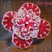 Felt hair clip 3 – Arts Varki