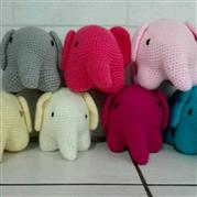 Comfy Elephant Soft Toy -HandMade Crafts