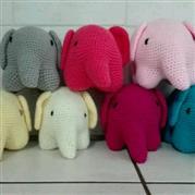 Comfy Elephant Soft Toy -HandMade Crafts