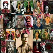 Frida Gift Wrap Set