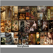 Story Book Fabric Pro Light